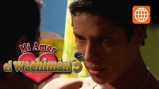 mi amor el wachiman 3 - Cap 21 parte 2/3 Lunes 20/10/2014