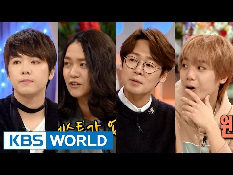 Hello Counselor - Kang Gyunseong, Lee Sanggon, Lee Honggi & Mir (2015.12.14)