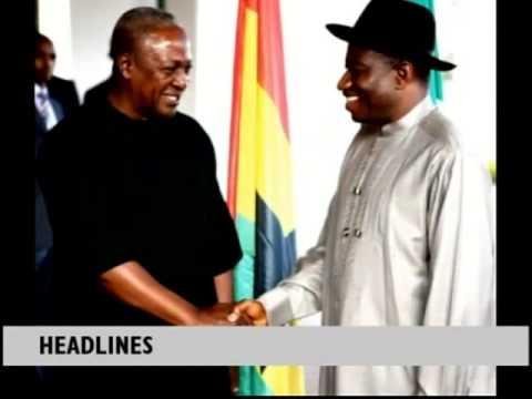 Ghana Primetime News Headlines (8-5-14)