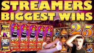Streamers Biggest Wins – #25 / 2019