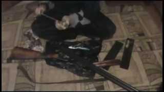 Видео, Как чистить ружье