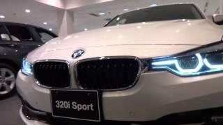 BMW New 3 Series /  新型 3シリーズ (320i)