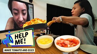 Quarantine Cooking: How to Make Chinese Tomato Egg Stir-Fry