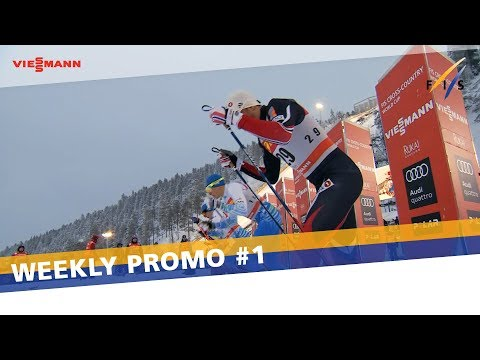 Ruka revs up for Cross Country World Cup | FIS Cross Country