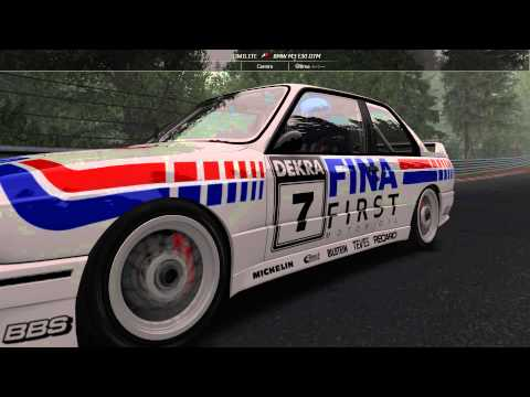 """# WWW.SIMRACERS.ES # ASSETTO CORSA """"DREAM PACK"""" GREEN HELL DTM 90' 