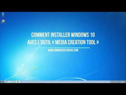 Download Comment utiliser l'outil Media Creation Tool pour installer Windows 10