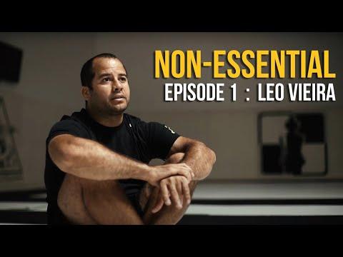 Non-Essential #1: A Jiu-Jitsu/COVID-19 Series - CheckMat Founder Leo Vieira