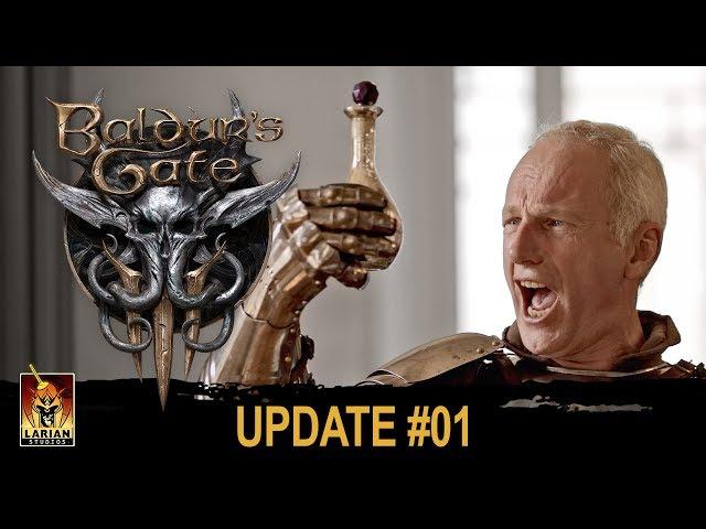 Baldur\'s Gate 3 - Community Update #1
