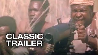 King Solomon's Mines Official Trailer #1 - Herbert Lom Movie (1985) HD