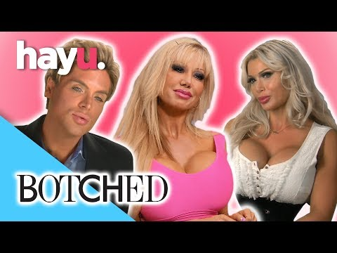 Meet the World's Extreme 'Human Dolls' | Compilation | Botched