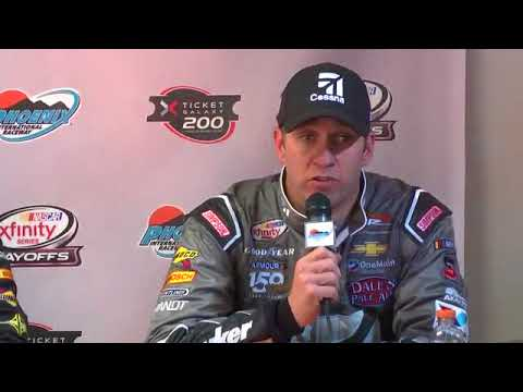 2017 NASCAR Phoenix Xfinity Series Post-Race Q&A
