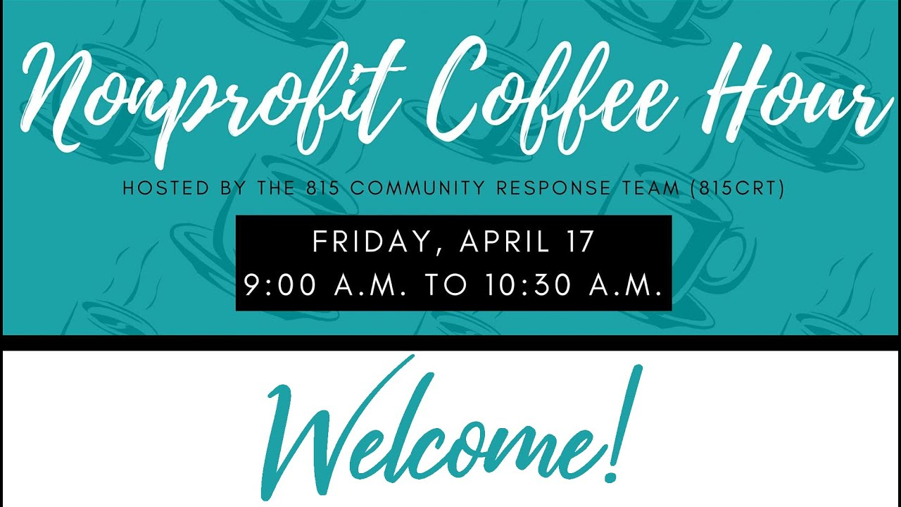 Nonprofit Coffee Hour - Webinar Recording