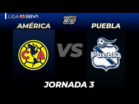 Club America Puebla Goals And Highlights