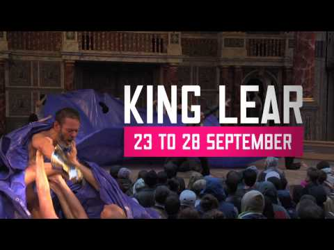 King Lear by Belarus Free Theatre trailer - Globe to Globe 2