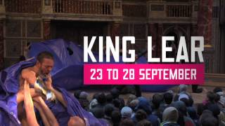 King Lear by Belarus Free Theatre trailer - Globe to Globe 2013