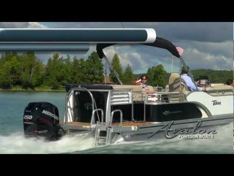 2013 Pontoon Boats - Avalon Luxury Pontoon Boats- Deco Series
