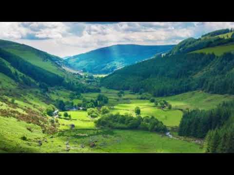 Drunken Sailer - Irish Rovers  With Full HD ireland Landscapes