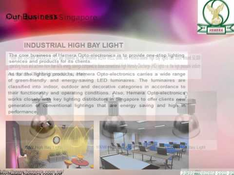 Energy Saving Lighting Solutions in Singapore