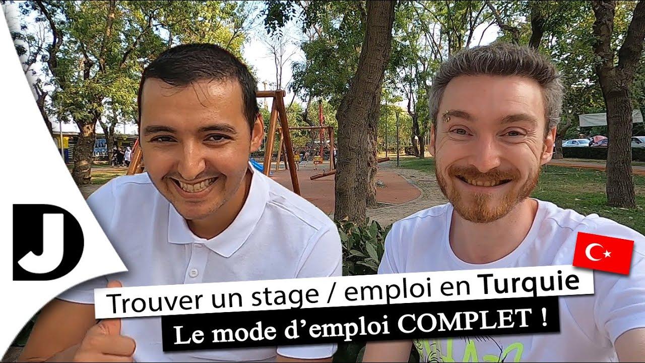 [STAGE / EMPLOI] Interview d'un ÉTUDIANT français à Istanbul 🇹🇷 🎓