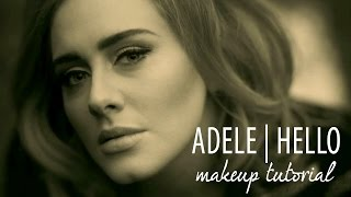 One of Sharon Farrell's most viewed videos: Adele - Hello    | Makeup Tutorial