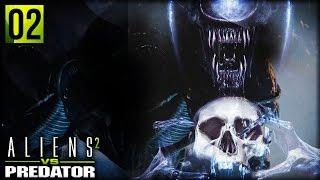 Aliens VS Predator 2 | FEAST TO SURVIVE (Alien Campaign Part 2)
