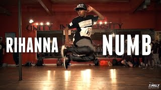 Rihanna - Numb - Choreography by Alexander Chung - Filmed by @TimMilgram