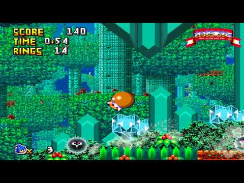 Sonic After The Sequel Sage 2012 Demo