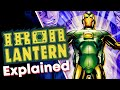 Iron Man Was a Green Lantern Iron Lantern Comic Drake