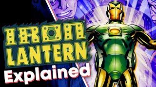 Iron Man Was a Green Lantern?! (Iron Lantern) - Comic Drake