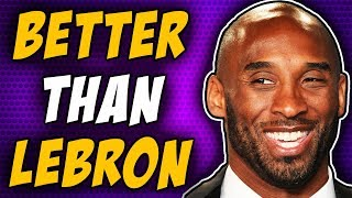 Kobe Bryant Trolls LeBron On Twitter