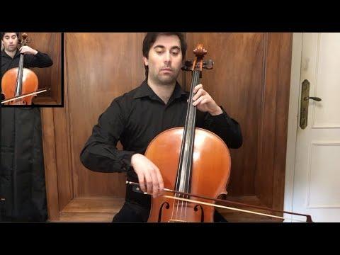 Game of Thrones Season 8 : Podrick's Song «Jenny of Oldstones « Cello Cover