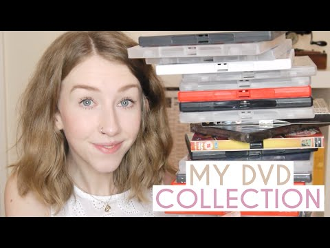 MY DVD COLLECTION!