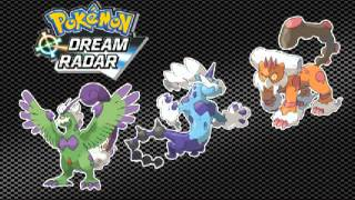Pokemon Dream Radar - Legendary Music Theme