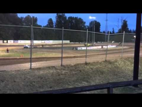 Cottage Grove Speedway July 11, 3015