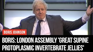 Boris Calls London Assembly