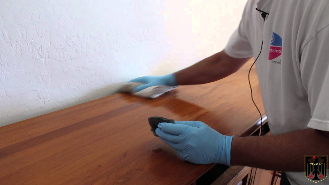 How To Clean And Restore Teak Furniture Youtube