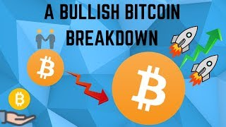 A BULLISH Bitcoin BREAKDOWN: What This Means For Bitcoin (BTC Technical Analysis)