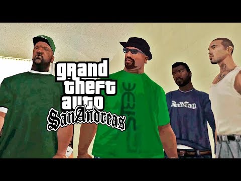 GTA San Andreas - #53: Penúltimas Missões + Pichações E Territórios!!