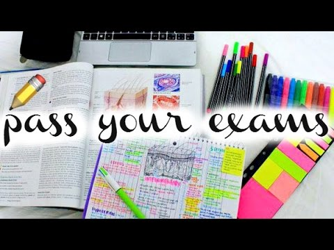How To Pass Your GCSEs (Exams) 2016: Revision Tips & Advice, Motivation & Techniques | Jess Louise