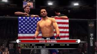 UFC 2009 Undisputed - Career Mode - Gameplay Walkthrough Part 35 - ENDING (Xbox 360/PS3) [HD]