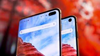 Löcherlich gut: Samsung Galaxy S10 Langzeit-Review! - felixba