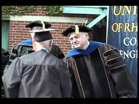 URI Engineering Graduation Ceremony 2011 Livecast