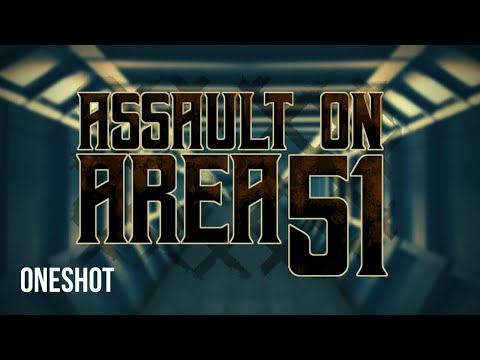 (Alien RPG) Assault On Area 51: Oneshot
