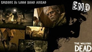 The Walking Dead - Episode 3 ENDING - Gameplay Walkthrough - Part 13 (Xbox 360/PS3/PC)