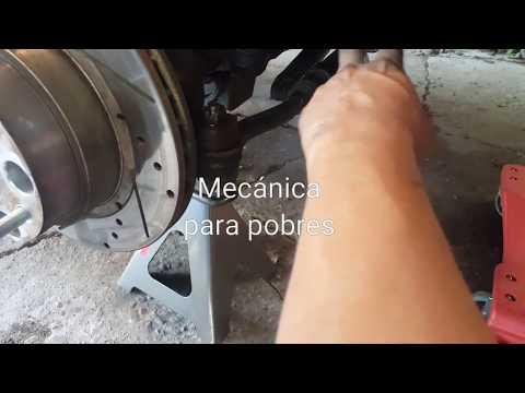 derecho y delantero 2/tirantes estabilizadores eje delantero izquierdo 2 bielas de direcci/ón 2/columnas de direcci/ón 2/brazo de suspensi/ón