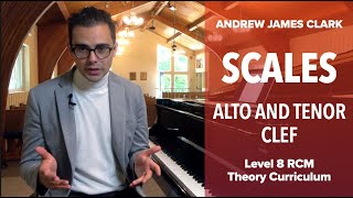 Scales: Music Theory RCM Level 8 (1/3)