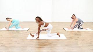 30-Minute Restorative Yoga and Meditation