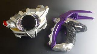 仮面ライダードライブ ドライブドライバーと魔進チェイサーのチェイサーバイラルコアの連動 Kamen Rider Drive DX Break Gunner thumbnail