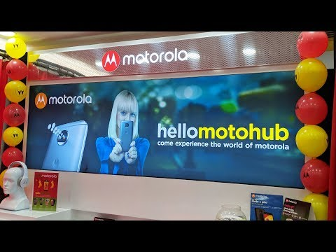 Launch of the First Moto Hub in Hyderabad City