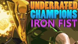 Underrated Champions: Iron Fist - Marvel: Contest of Champions